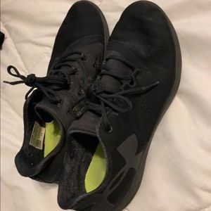 Under Armour Cheer Shoes Size 7